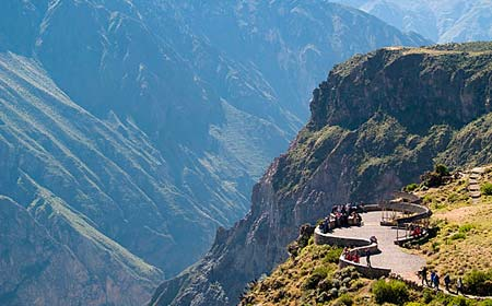 Colca full day